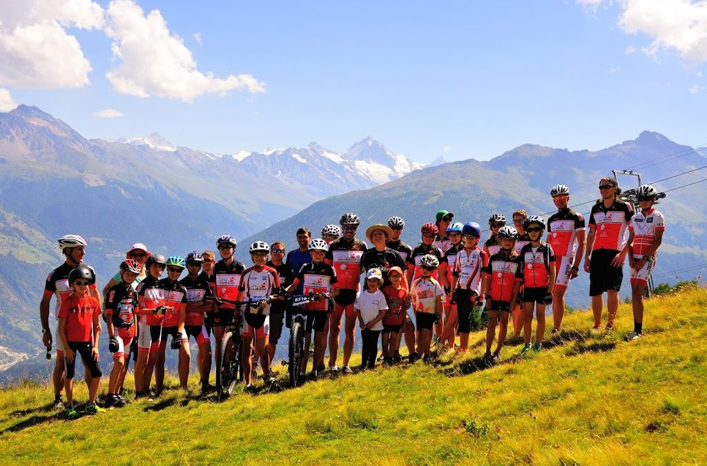 Camp VTT du Team Hérens 2016